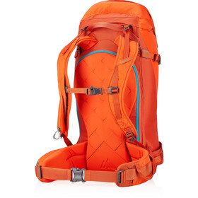 Gregory Targhee 45 Mochila, sunset orange